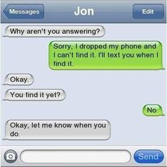 funny text messages   Tumblr