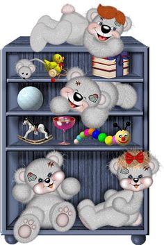 creddy teddy bears   tatty teddy - Page 7