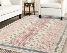 Cheap Carpet Runners For Stairs Key: 5028429577 Kantha Quilt, Dhurrie Rugs, Kilim Rugs, Boho Rugs, 4x6 Rugs, Carpet Trends, Carpet Ideas, Indian Rugs, Fabric Rug