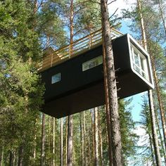 From yurts in Spain, wooden sheds in Scotland, treehouses in Sweden and ice hotels in Europe we've rounded up the most unique places to stay in Europe. More at: redonline.co.uk