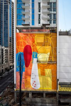 HENSE puts his mark on the tallest new building in atlanta's midtown  www.designboom.com