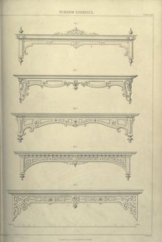 The Cabinet-Maker's Assistant, a series of orig...