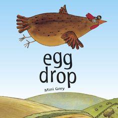 Egg Drop: Mini Grey: 9780375842603: Amazon.com: Books