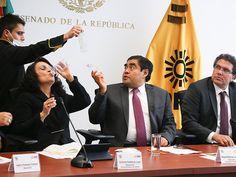 Se desploma el PRD en las preferencias electorales: Barbosa