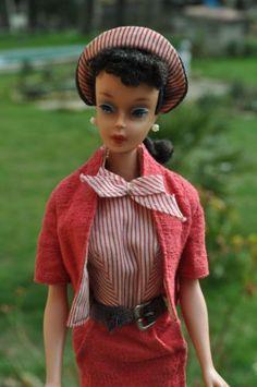 Vintage Barbie in Busy Gal