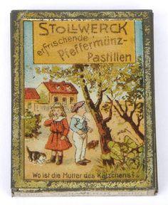 Stollwerck & Suchard - oldfashioneds Webseite!