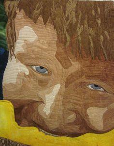 quilt face cotton item stand up stitch face men a