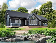 Scandinavian Home, Apartment Design, Home Fashion, Architecture Design, Barn, Exterior, House Design, House Styles, Villa