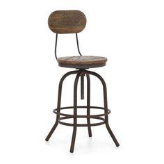 Zuo Era Twin Peaks Counter Chair