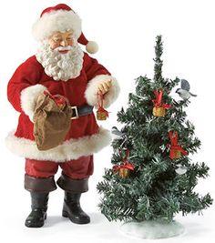 Possible Dreams Santas Clothtique - New Santa Claus on Sale Now