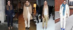 If Jenna Lyons was the best thing to happen to once-sleepy J.Crew, she's surely the best thing to happen to our personal-styling skills. As creative director, Spring Fashion, Winter Fashion, Jenna Lyons, Stylish Girl, Fashion Pictures, Creative Director, Personal Style, Street Wear, Kimono Top