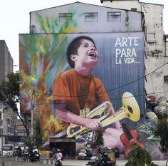 in Bogota, Colombia (LP)