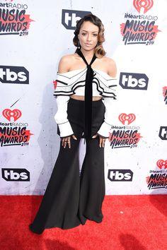 Kat Graham aux iHeartRadio Music Awards 2016