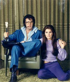 Priscilla & Elvis