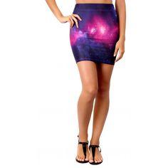 OWL - Falda Purple Galaxy