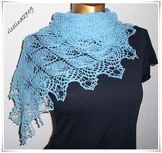 Die 86 Besten Bilder Von Ajourmuster Schal Knitting Patterns