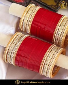 Punjabi Bridal Chura - New Design Bridal Chura Best Price Online