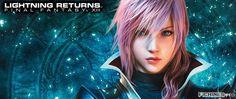 Lightning Returns: Final Fantasy XIII, lluvia de imágenes.