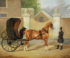 Gentlemens carriage, A cabriolet, Charles Hancock