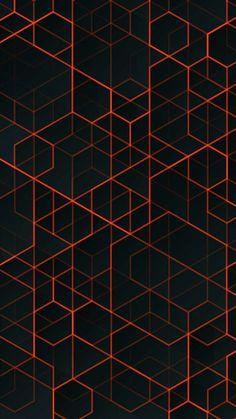 Red Geometrics- Red Geometrics Red Geometrics - – Graffiti World Phone Wallpaper Design, Cellphone Wallpaper, Cool Wallpaper, Pattern Wallpaper, Wallpaper Backgrounds, Iphone Wallpaper, Wallpapers, Geometric Patterns, Graphic Patterns