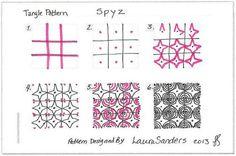 How to draw Spyz by Laura Sanders