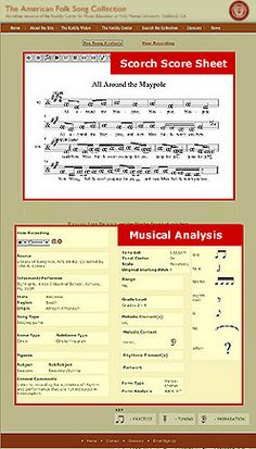 A searchable database of Kodaly songs to teach!!  And it's free? I use this resource ALL the time.