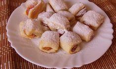 hamis leveles tészta French Toast, Breakfast, Food, Desserts, Cakes, Morning Coffee, Meal, Essen, Deserts