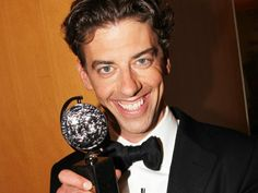 2012 Tony Award Winner Christian Borle