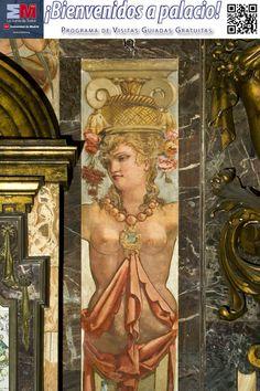 Decoración pictórica del palacio Bauer.