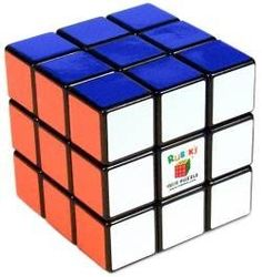 Rubik's cube colour logo
