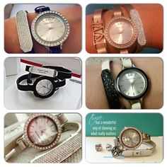 New amazing Origami Owl Signature Twist Watch.  Let me be your Independent Designer @ hootowllockets.com