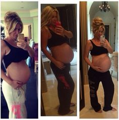 Pregnant Kim Zolciak Prepares For the Hospital — The Twins Are Almost Here!
