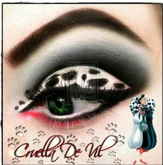 Cruella de Vil shadow