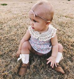 Cutest little baby headband! Www.billybibs.com