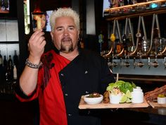 The Origin Story of Guy Fieri's Signature Donkey Sauce - Ethan Miller/Getty Images