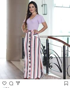Faldas African Fashion Skirts, Women's Fashion Dresses, Modest Outfits, Sexy Outfits, Best Plus Size Dresses, Western Dresses, Cute Skirts, Fashion 101, Couture Dresses