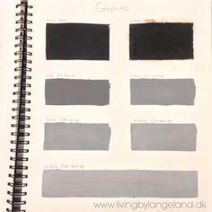 Chalk Paint ™ Farvekort
