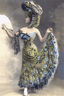 Vintage Venus: Vintage French Showgirls & Music Hall Beauties