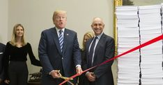 A look at Trump's regulatory rollbacks so far: The president has used the power of the executive branch to unravel and stall major regulations on everything from net neutrality to climate change.