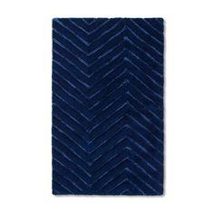 """Navy Rug (48""""x30"""") - Pillowfort™"""