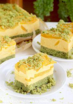 Fruit Recipes, Gourmet Recipes, Sweet Recipes, Dessert Recipes, Cake Recipes, Cooking Recipes, Mango Mousse, Savoury Cake, Homemade Cakes