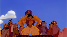 aladdin you have touched the forbidden treasure nigerian