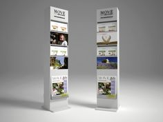 Floor display per MOVE gift  http://www.digitalpuntoservice.it
