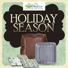 #Holiday Season #Party Supplies