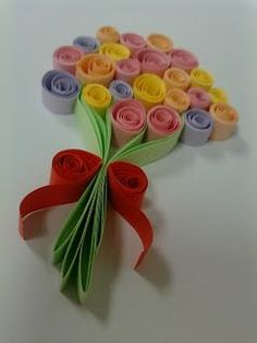 Top For Easy Paper Quilling Flowers If you are looking for Easy paper quilling flowers you've come to the right place. We have collect images about Easy paper quilling flowers including . Origami Rose Modular Easy Paper Rose Ideas For Christmas Paper Quilling For Beginners, Paper Quilling Tutorial, Paper Quilling Flowers, Paper Quilling Cards, Paper Quilling Patterns, Origami And Quilling, Quilled Paper Art, Quilling Techniques, Origami Rose