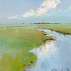 Jan Groenhart - Water and Land