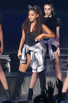 Ariana Grande's Best Looks from Her Honeymoon Tour