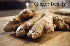 homemade mustard-ginger foot bath & lemon-ginger body scrub