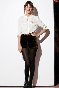 Alexa Chung's Fashion Timeline