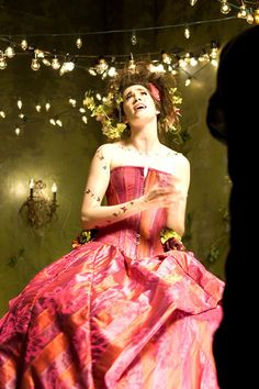 My beautiful muse, the enigmatic Imogen Heap